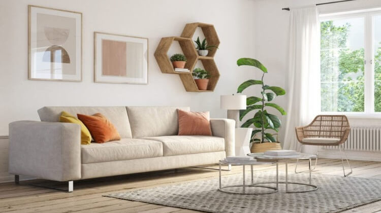 How To Set Up Couches In A Small Living Room
