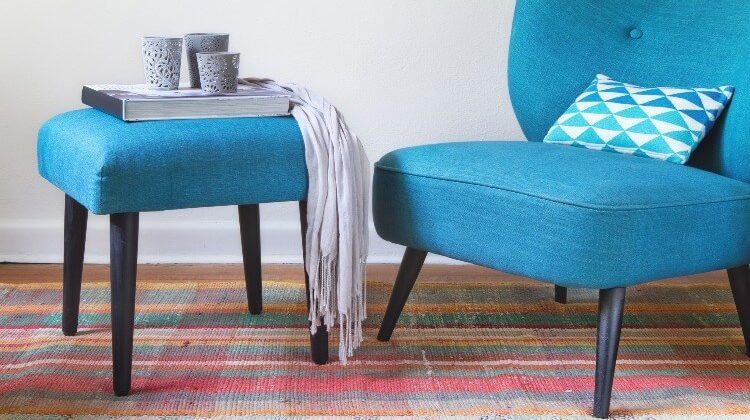 How To Upholster A Footstool With Buttons: An Easy Guide