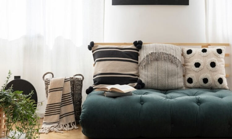 The 7 Best Futon Sofas For Any Living Space