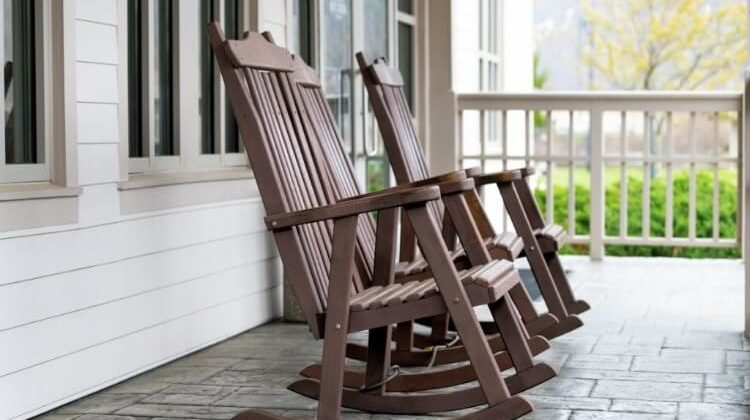 The 7 Best Outdoor Wooden Rocking Chairs